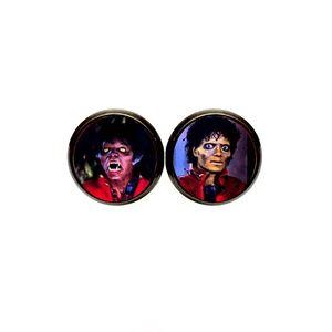 Michael Jackson Thriller Earrings